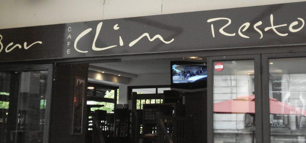 Caf clim restaurants 2 rue jules simon rennes for Restaurant o 23 rennes