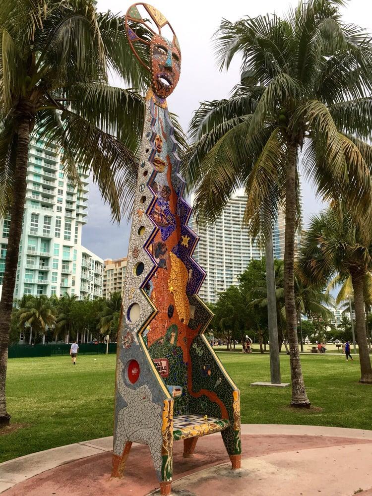 Margaret Pace Park: 1745 N Bayshore Dr, Miami, FL