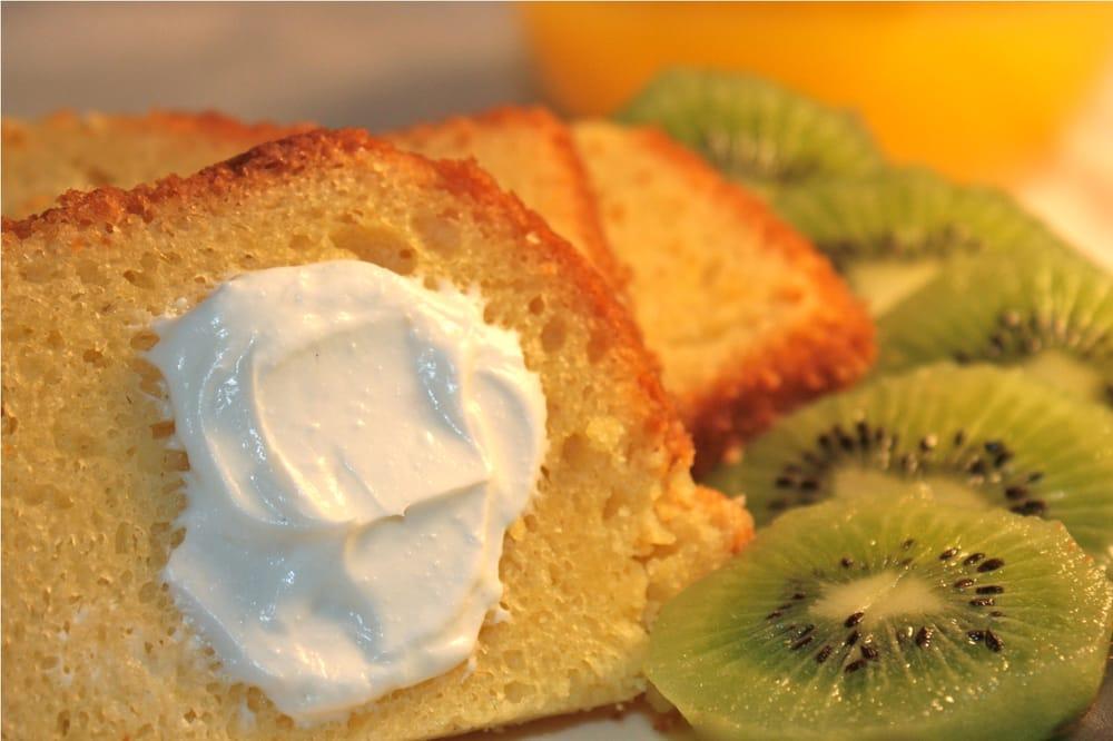 fruit orange healthy fruit bread