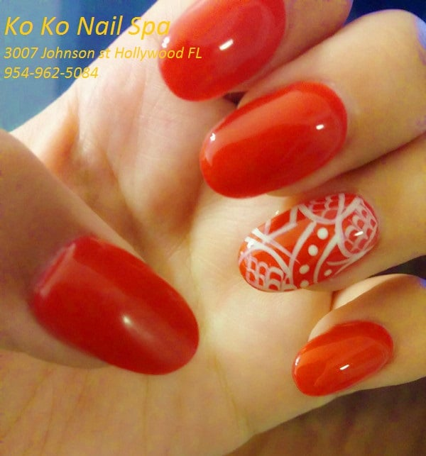 Hollywood Nail And Spa: Photos For Koko Nail Spa