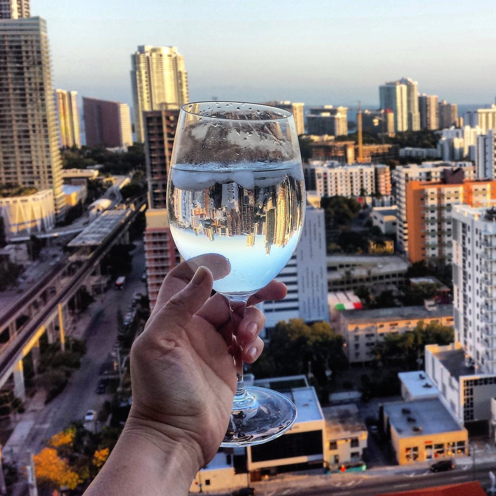 Neo Vertika: View From Neo Vertika In Brickell
