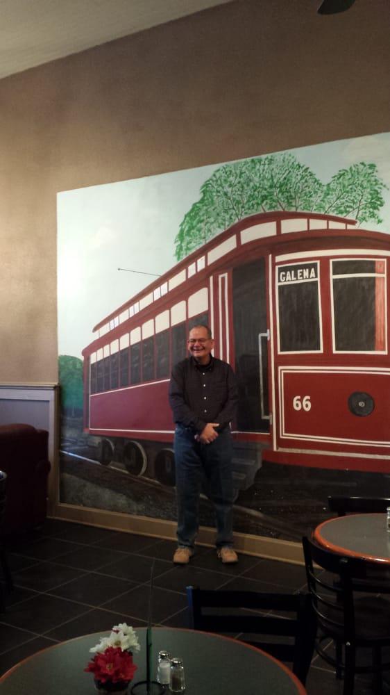 Streetcar Station Coffee Shop: 515 S Main St, Galena, KS