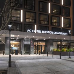 Photo Of Ac Hotel Boston Downtown Ma United States Entrance