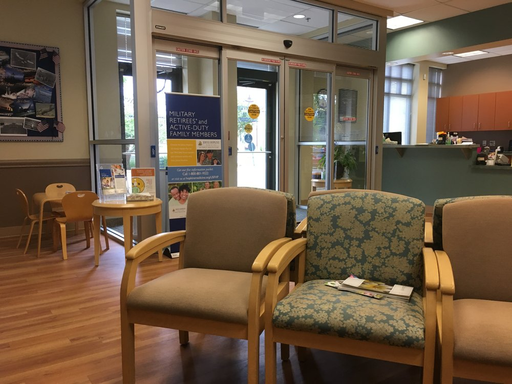 Johns Hopkins Community Physicians: 137 Mitchells Chance Rd, Edgewater, MD