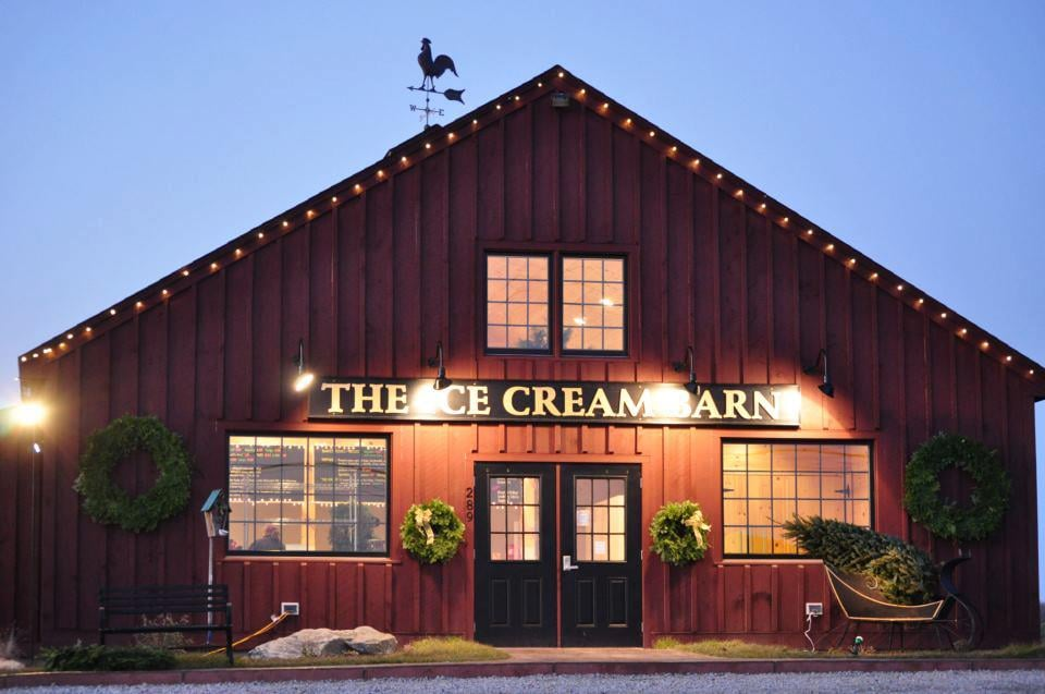 Photos For The Ice Cream Barn Yelp