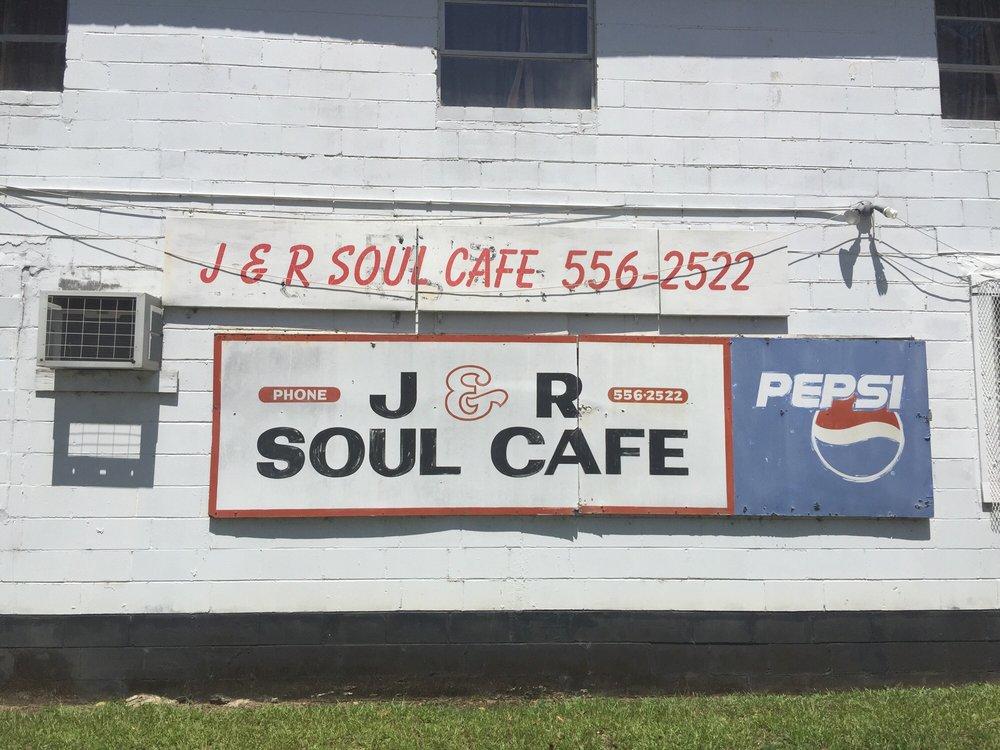 J & R Soul Cafe: 2032 4th St E, Tuscaloosa, AL