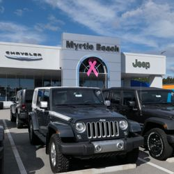 Beautiful Photo Of Myrtle Beach Chrysler Jeep   Myrtle Beach, CA, United States
