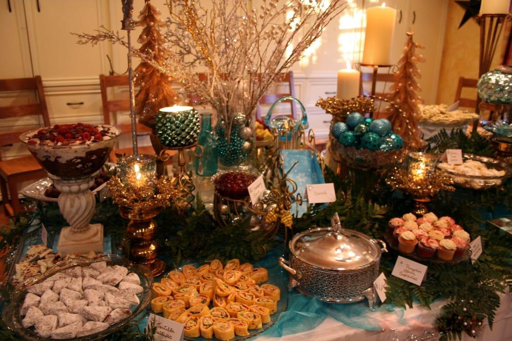 Blessings Tea Room & Catering: 407 E Idaho, Seymour, TX