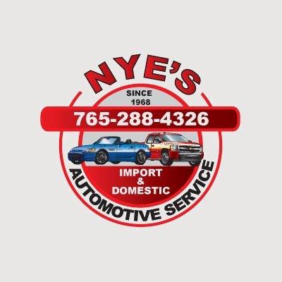 Nye's Automotive: 3701 E McGalliard Rd, Muncie, IN