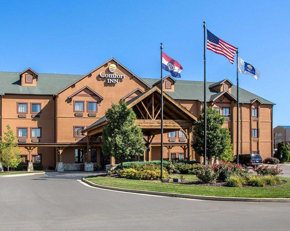 Comfort Inn St. Robert/Fort Leonard Wood: 103 St Robert Blvd, Saint Robert, MO