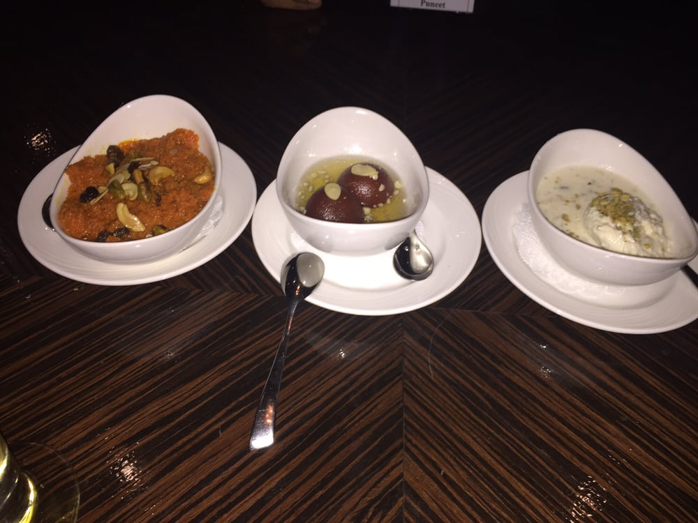 Los postres absolutamente exquisitos yelp for 4 spice indian cuisine