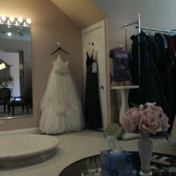 0393ceb95cf6 Photo of Martellen's Dress & Bridal Boutique - Lemont, IL, United States.  Dressing