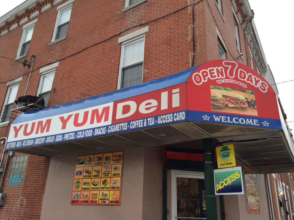 Yum Yum Deli: 2031 E Huntington St, Philadelphia, PA