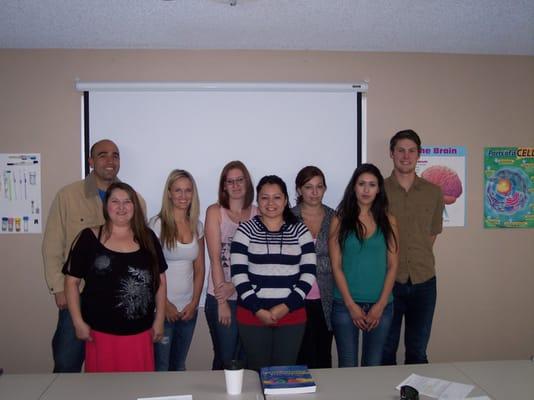 Clinical training institute in oxnard ca