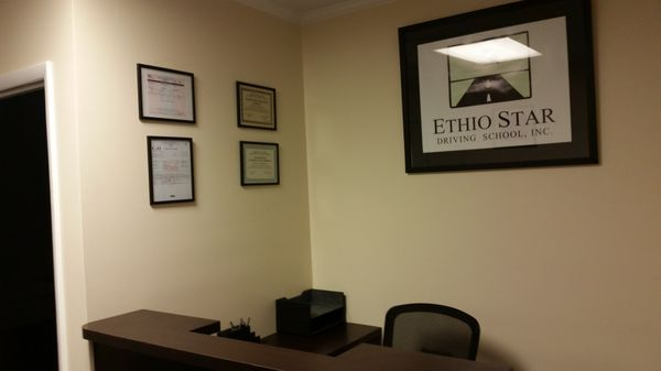 Ethio Star Driving School 1400 Somerset Pl NW Ste 102 Washington, DC