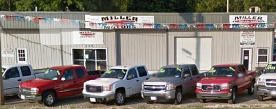 Miller Motors: 225 W Hwy 24, Rossville, KS