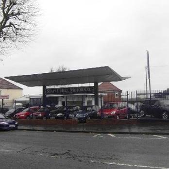 Staple Hill Motor Co Dealerships 127 129 Staple Hill