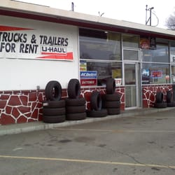 Friendly Automotive & Tires - Auto Repair - 501 S First St