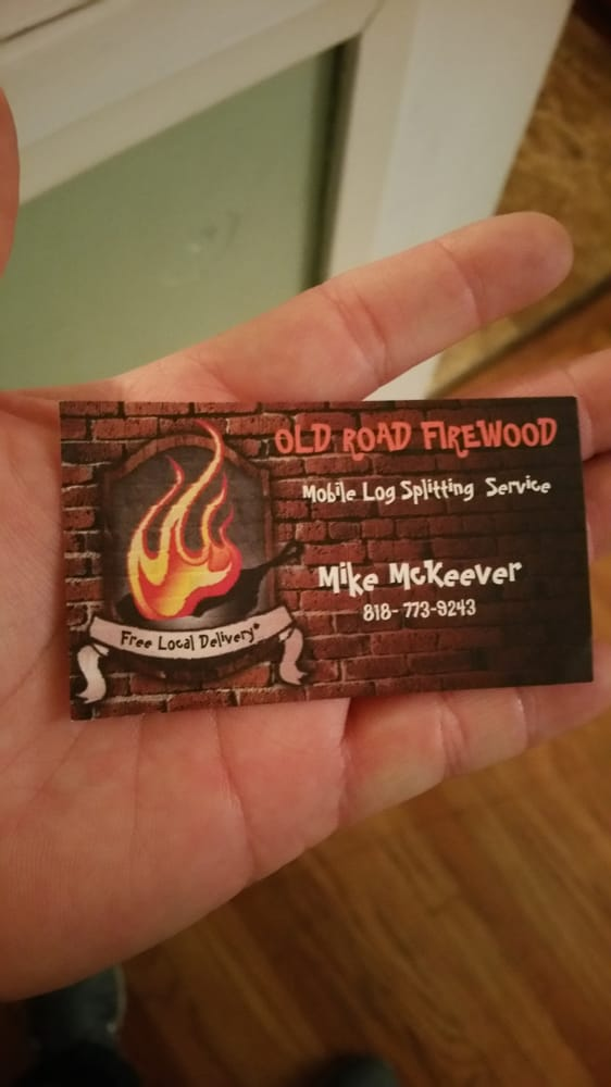 Old Road Firewood - Firewood - Newhall, CA - Phone Number - Yelp