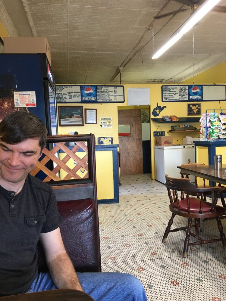 Sandwich Shop: 117 E Main St, Harrisville, WV