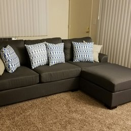 Photo Of My Budget Furniture   San Diego, CA, United States. Sectional $425