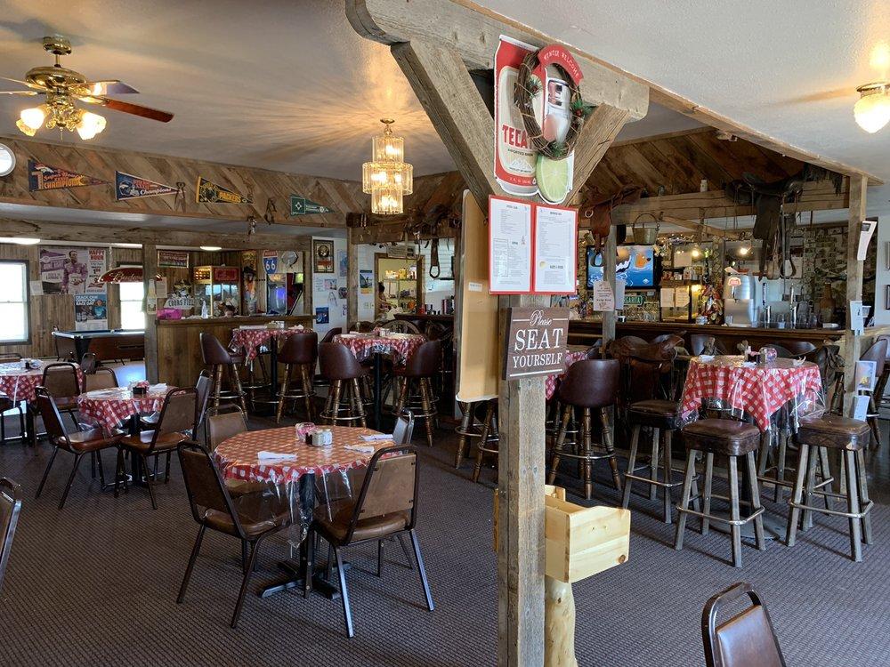 Wagon Wheel Saloon: 20245 US Hwy 285, La Jara, CO