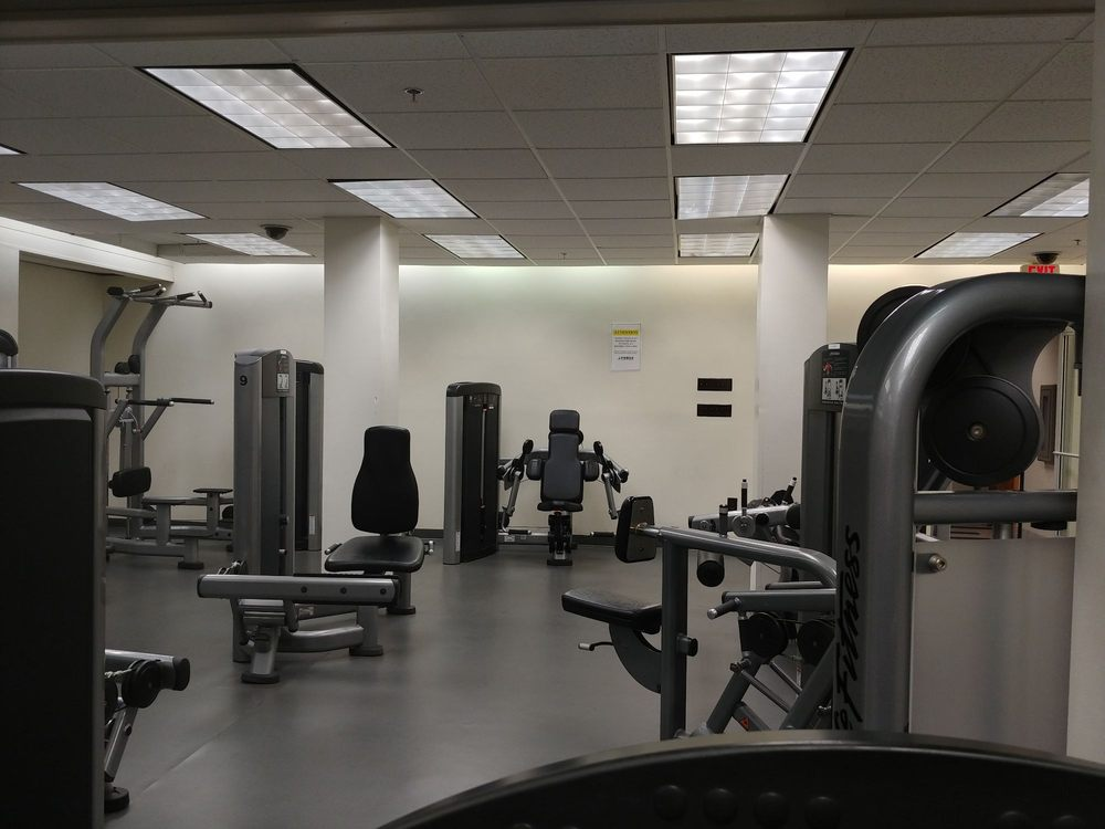 Langley ACC Fitness Center