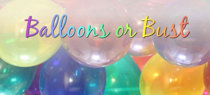 Balloons or Bust: Hudsonville, MI
