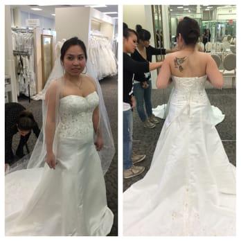 Wedding dresses in Pinole