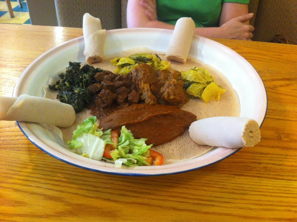 Veggie and meat feast yelp for Altu s ethiopian cuisine