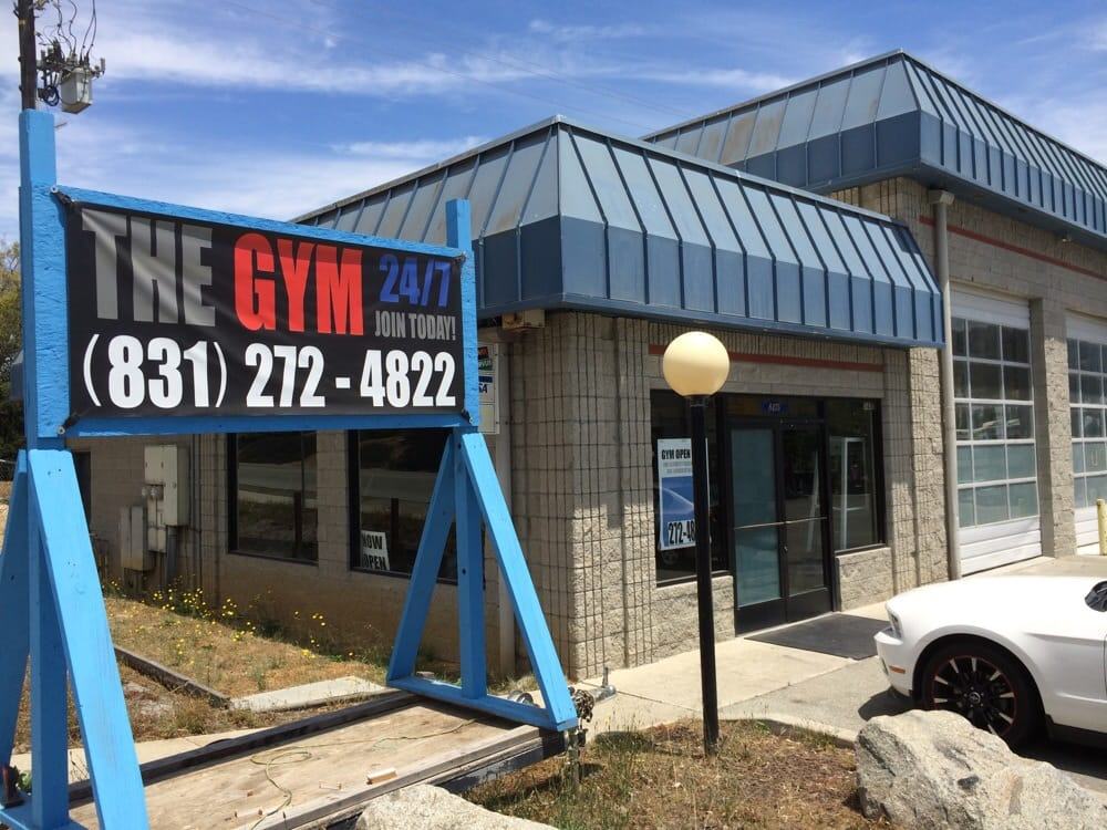 The Gym 24/7: 8475 Prunedale Rd N, Prunedale, CA
