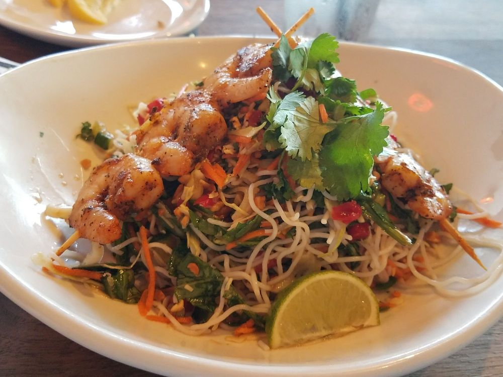 Rice Noodle Shrimp Salad - Yelp