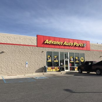 Advance Auto Parts 19 Photos Auto Parts Supplies 131 E