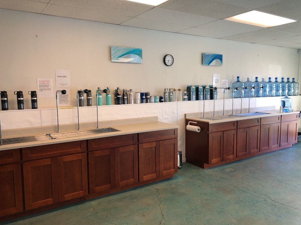 Hawaii Living Water Store: 230 Hana Hwy, Kahului, HI
