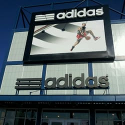 adidas retail outlets