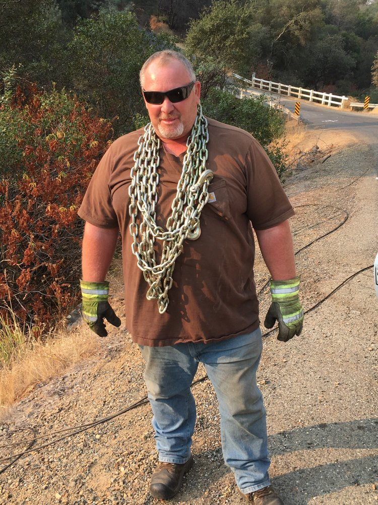 Towing business in Oroville, CA