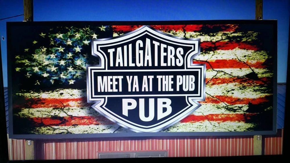 TailGater's Pub: 509 N W St, Le Roy, IL
