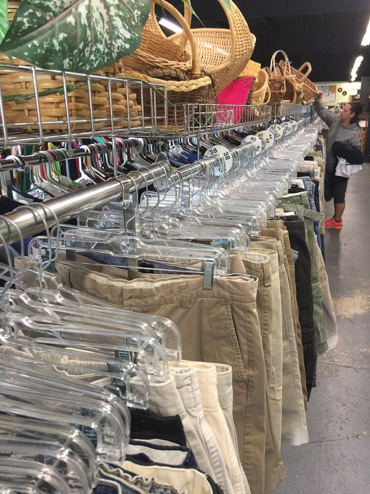 CCJ Thrift Shop - Coalition for Compassion and Justice: 1034 Fair St, Prescott, AZ