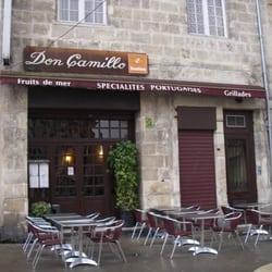 Restaurant Don Camillo Bordeaux