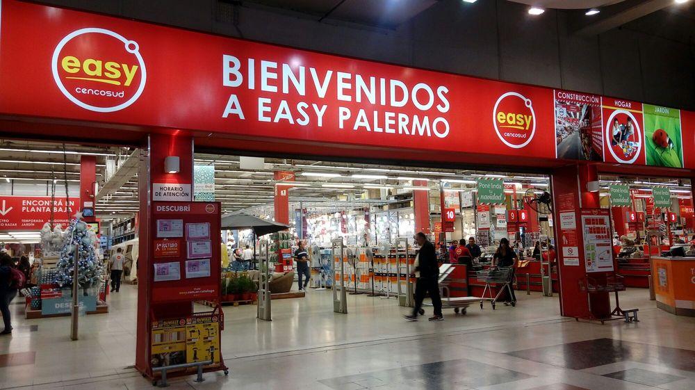 Easy: Av. Bullrich 345, Buenos Aires, C