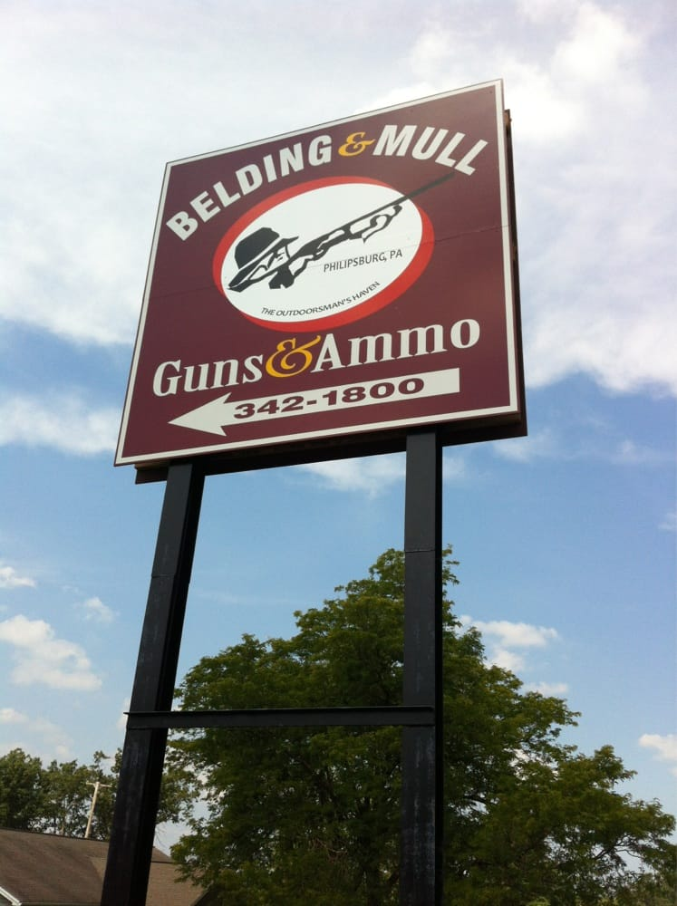 Belding & Mull: 1878 Port Matilda Hwy, Philipsburg, PA