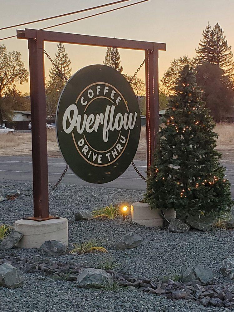 Overflow Coffee: 5846 Live Oak Dr St 3, Kelseyville, CA
