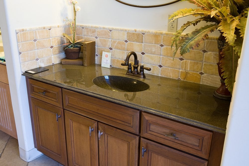 Coffee Cultured Marble Vanity Top Yelp