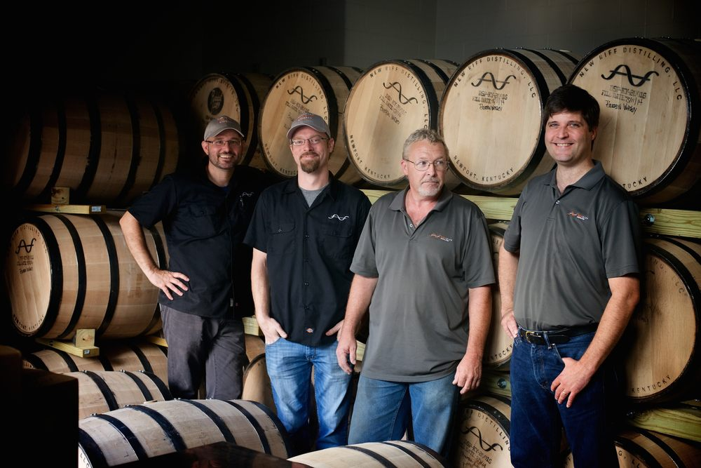 New Riff: 24 Distillery Way, Newport, KY