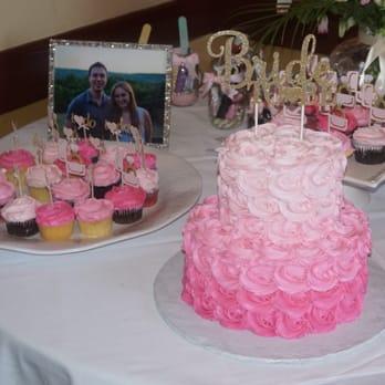 photo of clays creative corner bakery berwyn pa united states bridal shower