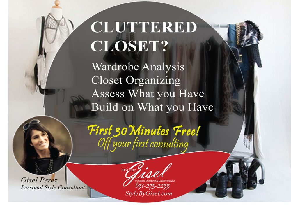 Style By Gisel - Personal Shopping - Minneapolis, MN - Phone Number