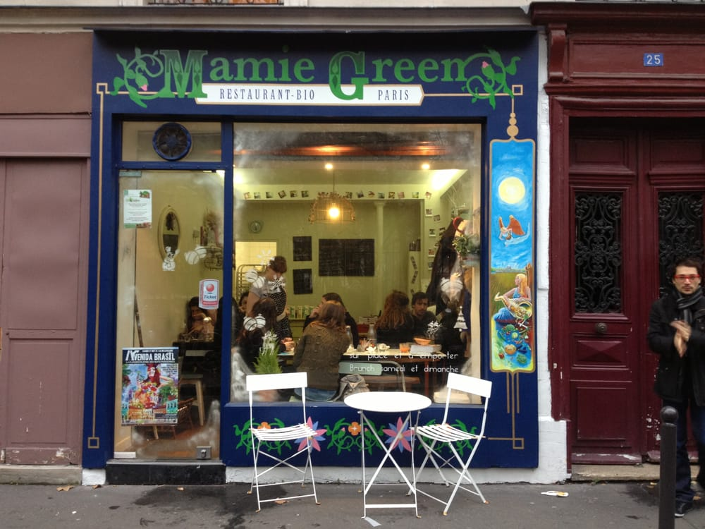 mamie green closed 47 photos 37 reviews breakfast brunch 25 rue de la forge royale. Black Bedroom Furniture Sets. Home Design Ideas