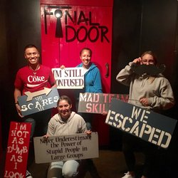 Photo of The Final Door Escape Room Columbia - Columbia SC United States.  sc 1 st  Yelp : final door - Pezcame.Com