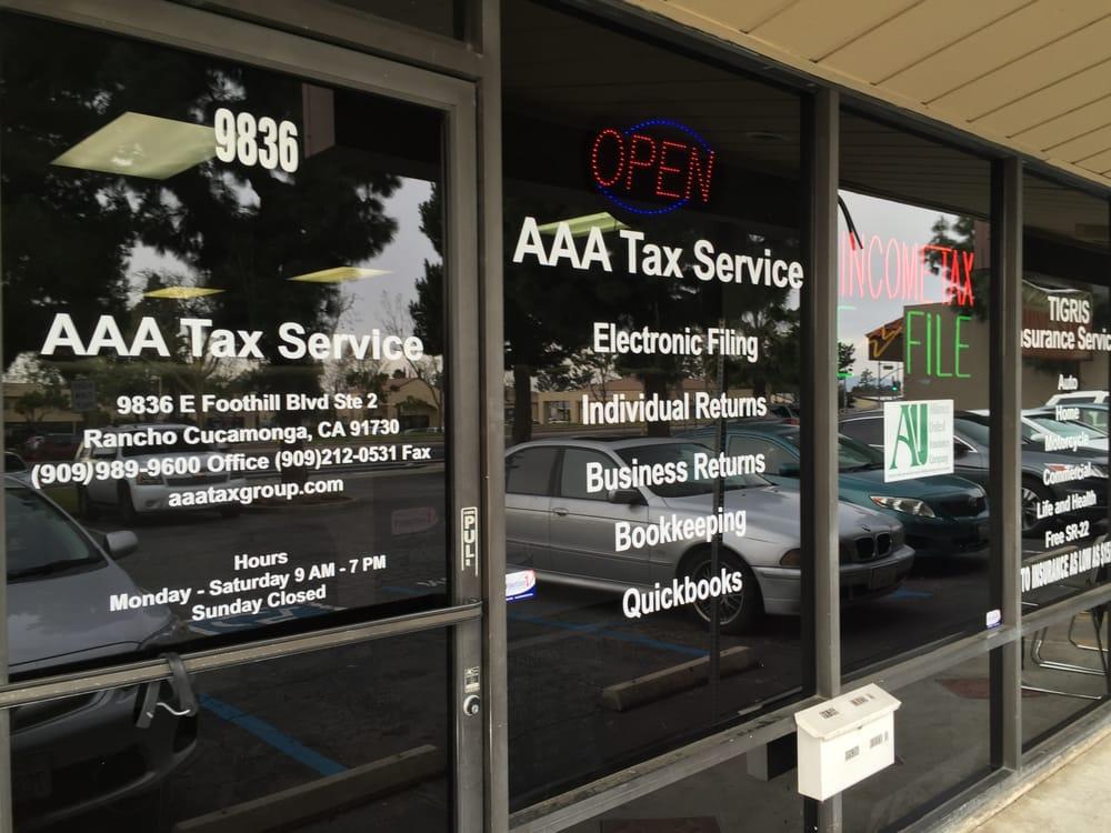 Aaa Tax Help