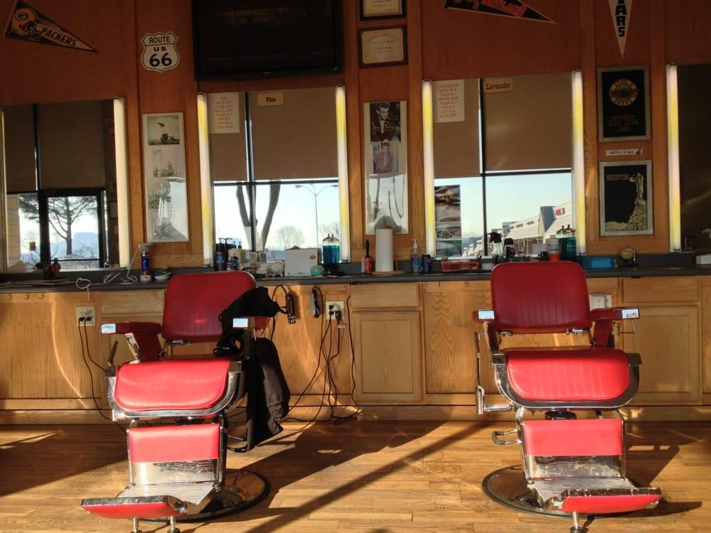The Barber Shop: 490 Elden St, Herndon, VA